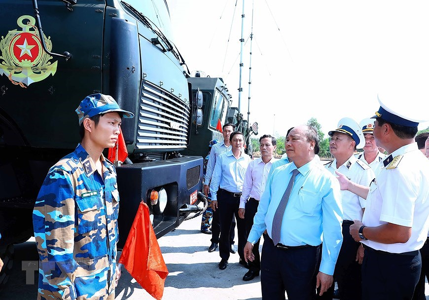 Building elite, modern Vietnam People's Navy hinh anh 3