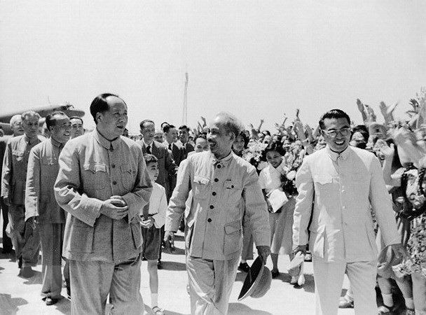 President Ho Chi Minh's thoughts on int'l solidarity hinh anh 18