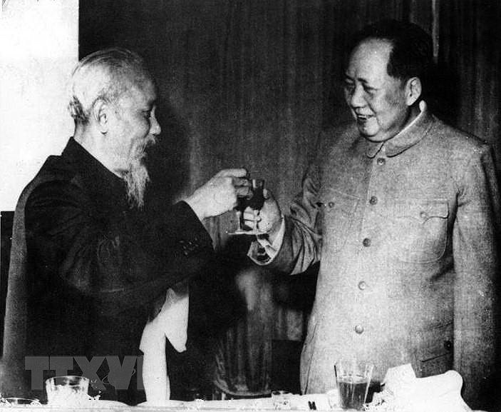 President Ho Chi Minh's thoughts on int'l solidarity hinh anh 28