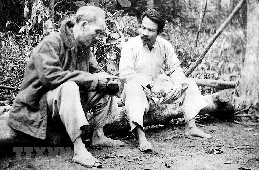 President Ho Chi Minh's thoughts on int'l solidarity hinh anh 6