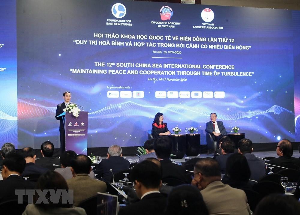 South China Sea Int'l Conference kicks off hinh anh 1