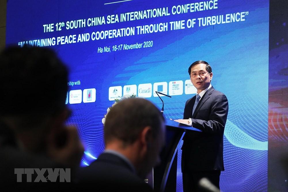 South China Sea Int'l Conference kicks off hinh anh 3