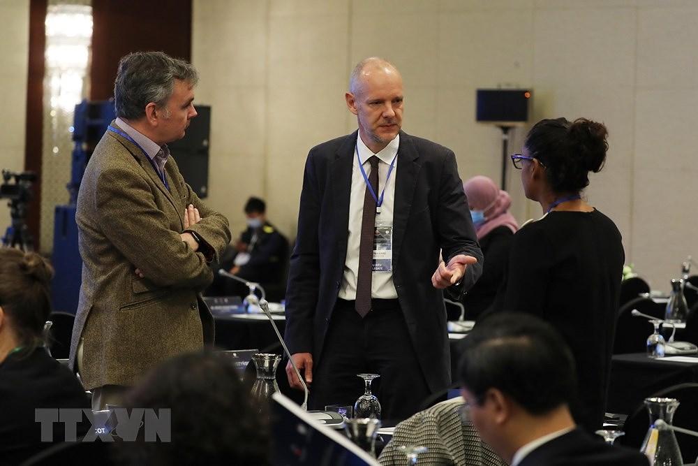 South China Sea Int'l Conference kicks off hinh anh 5