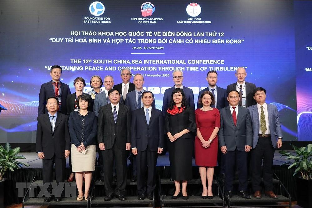South China Sea Int'l Conference kicks off hinh anh 6