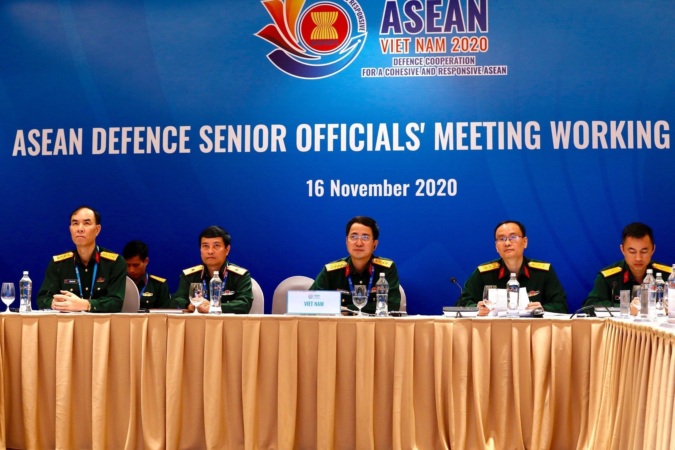 ASEAN member countries promote practical defence cooperation hinh anh 5