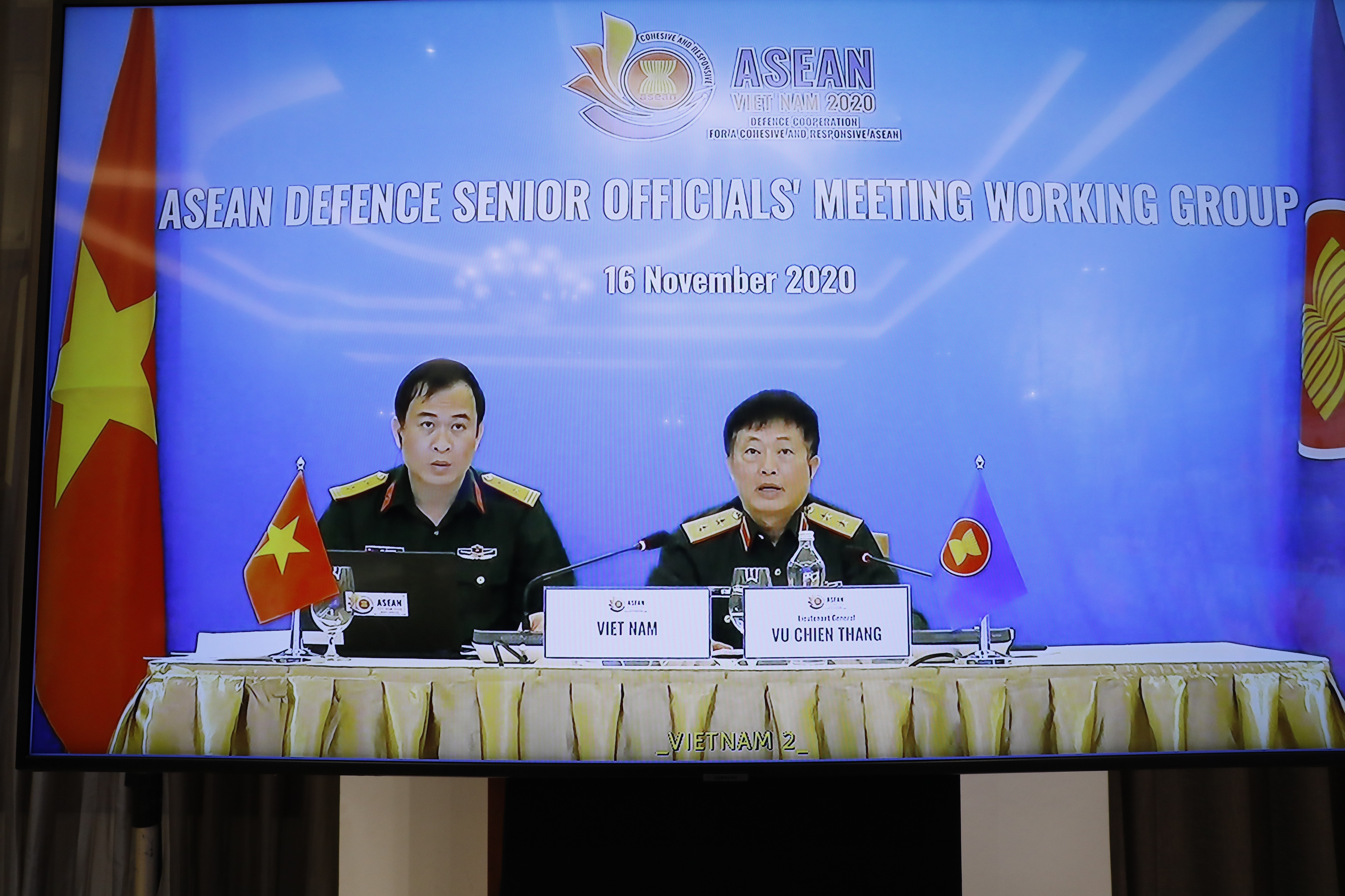 ASEAN member countries promote practical defence cooperation hinh anh 6