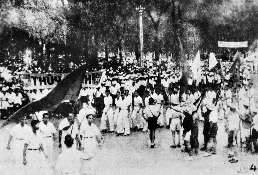 First Party Congress: Unifying revolutionary movements hinh anh 7