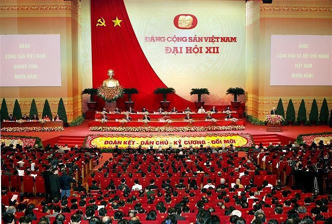 12th Party Congress: Entering era of integration and development hinh anh 1