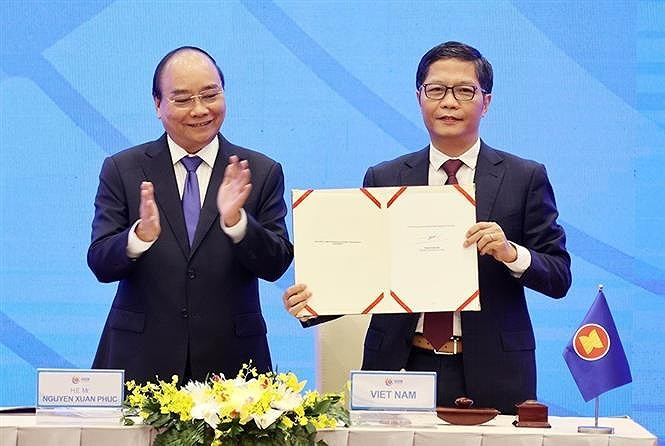 12th Party Congress: Entering era of integration and development hinh anh 8
