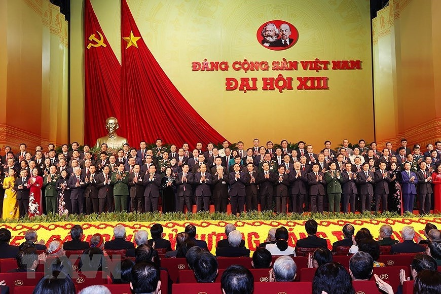 13th Party Central Committee makes debut hinh anh 3