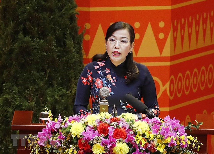 13th Party Central Committee makes debut hinh anh 5