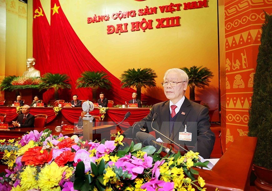 13th Party Central Committee makes debut hinh anh 8