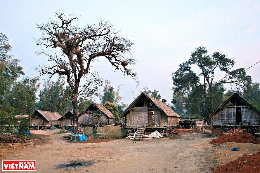 Ancient village where M'nong culture is preserved hinh anh 1