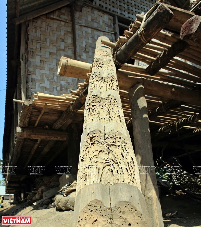 Ancient village where M'nong culture is preserved hinh anh 2