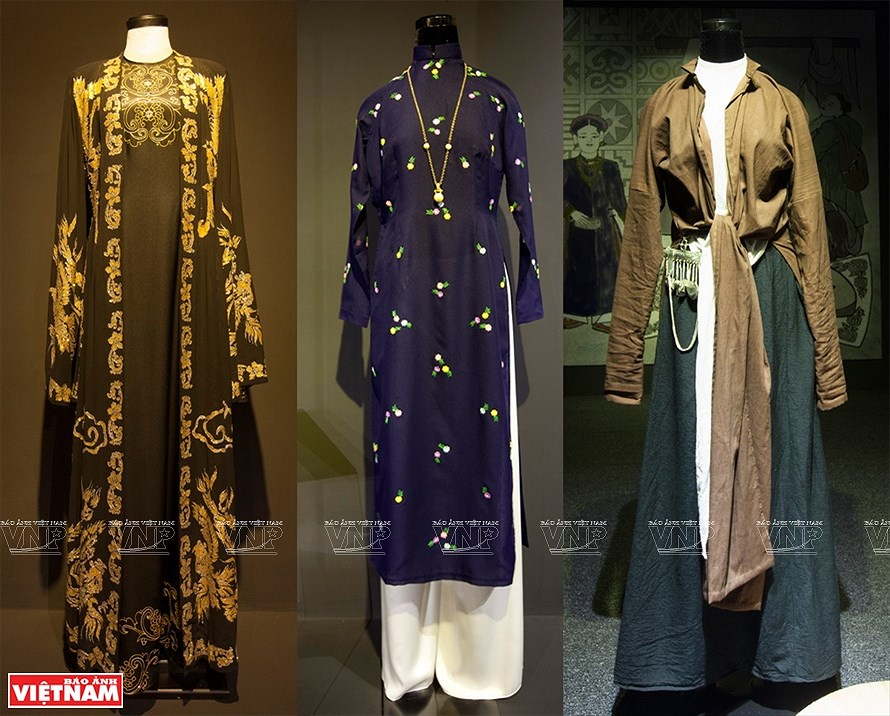 Ao dai, the identity of Vietnamese culture hinh anh 1