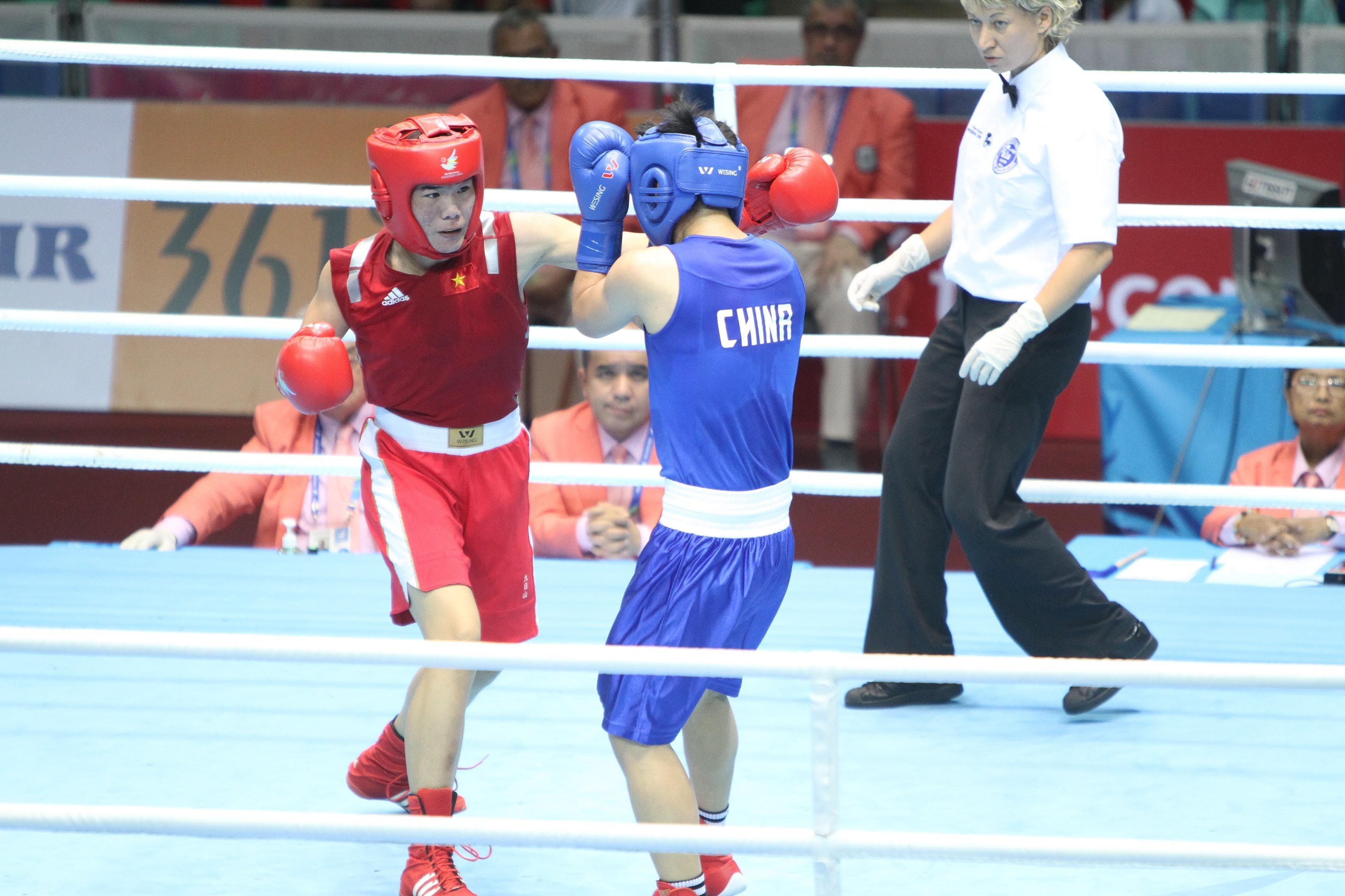 Athletes name Vietnam on world's sports map hinh anh 6