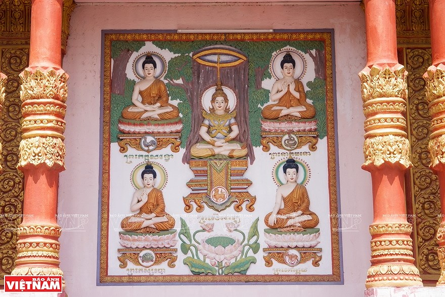Ghositaram pagoda in Bac Lieu province hinh anh 8