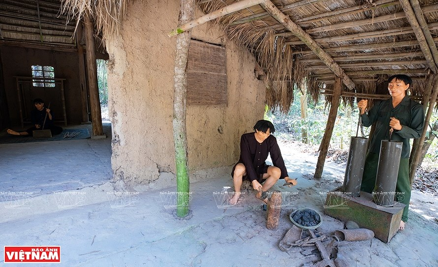 Cu Chi Tunnels on path of becoming world heritage hinh anh 13