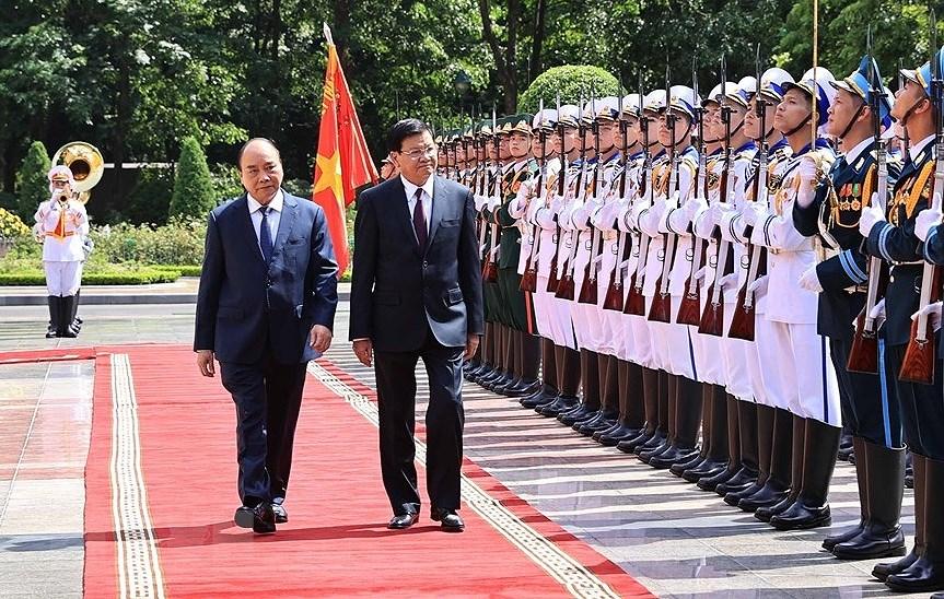 Nurturing Vietnam-Laos special relationship hinh anh 4