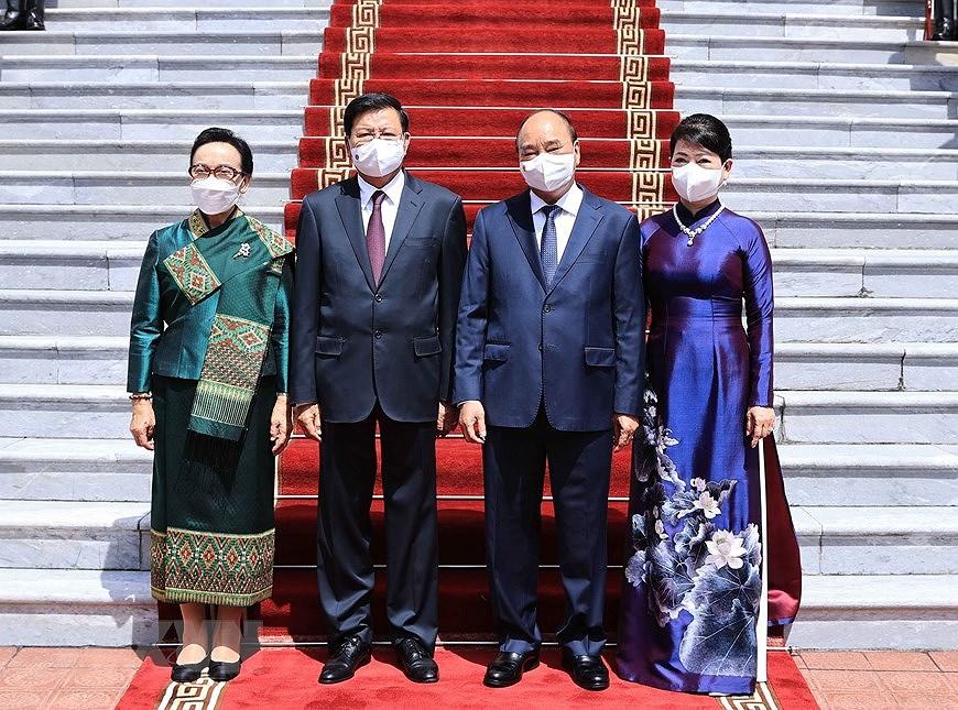 Nurturing Vietnam-Laos special relationship hinh anh 5