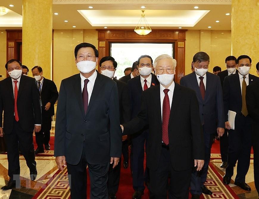 Nurturing Vietnam-Laos special relationship hinh anh 7