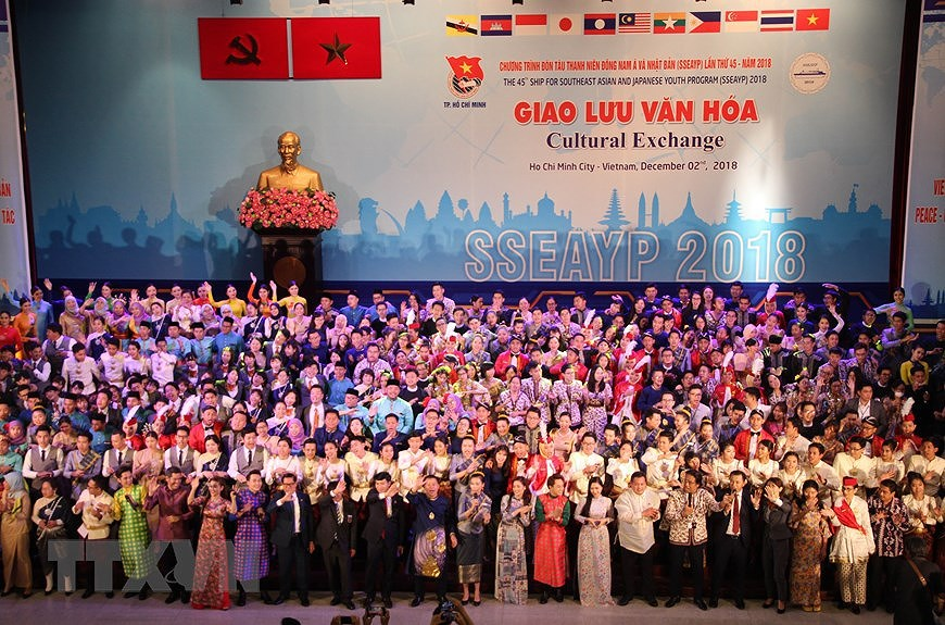 Vietnamese youth actively contribute to int'l integration hinh anh 1