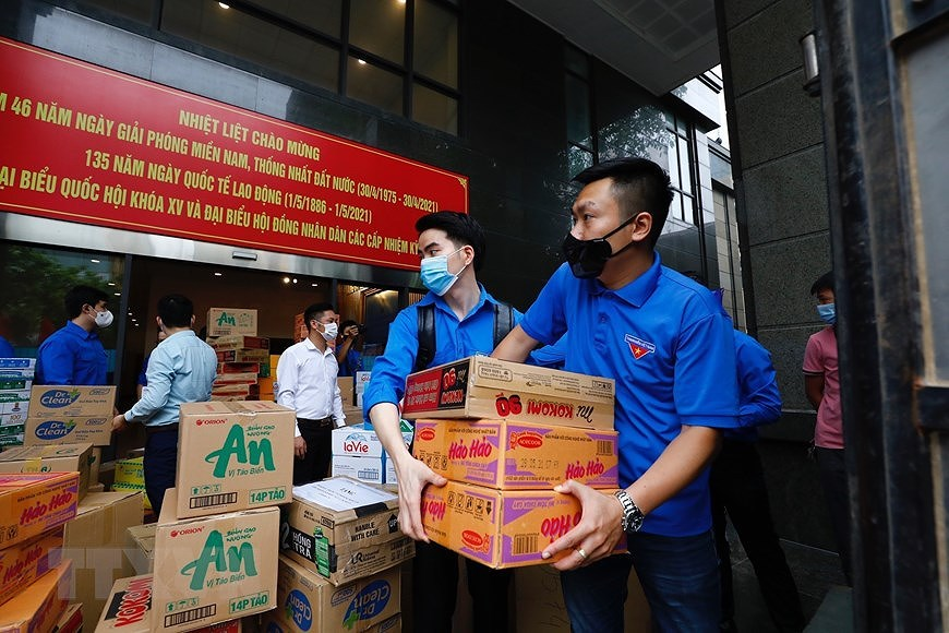 Vietnamese youth actively contribute to int'l integration hinh anh 6