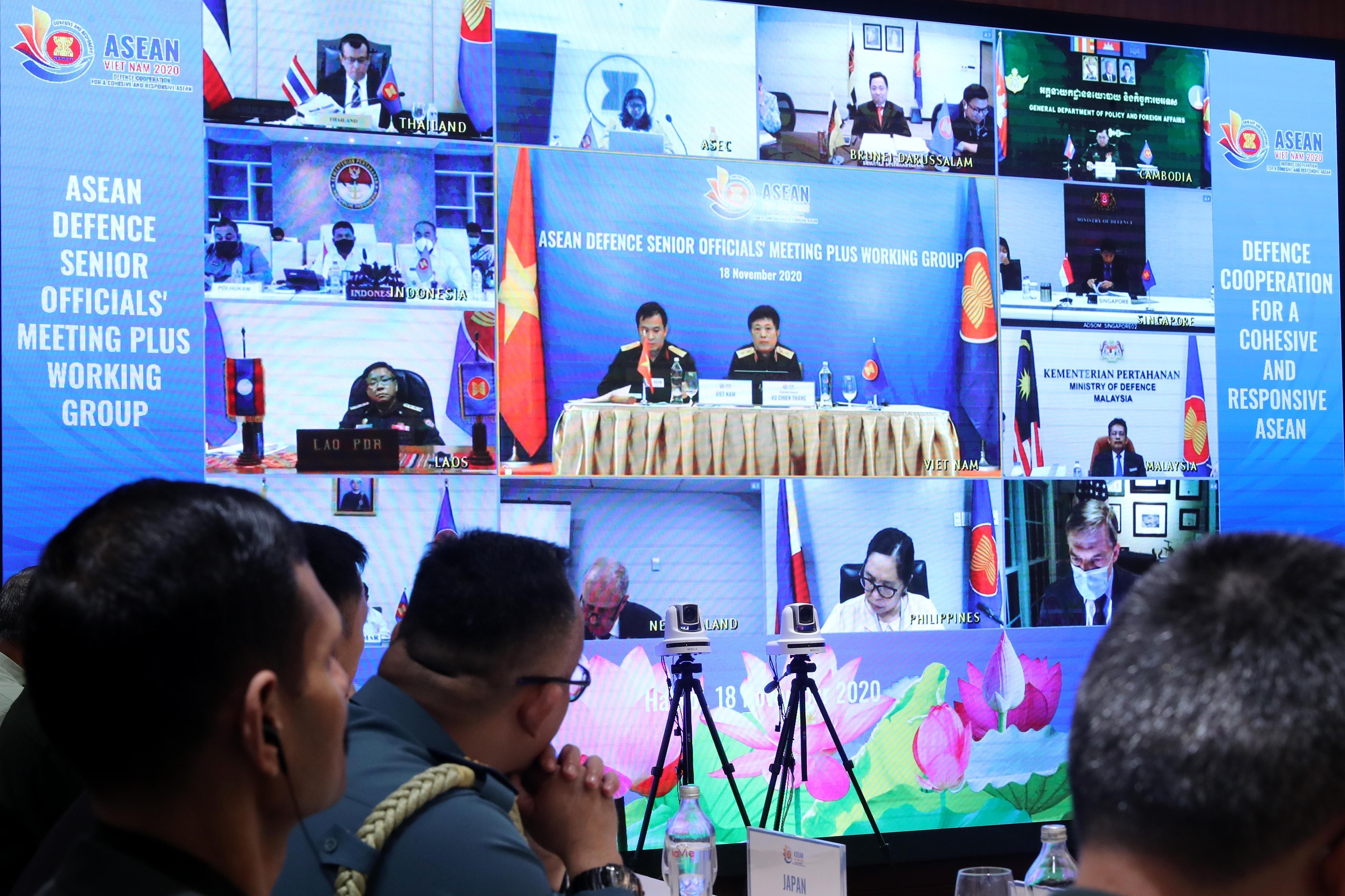 ASEAN 2020: ASEAN Defence Senior Officials' Meeting Plus Working Group hinh anh 5