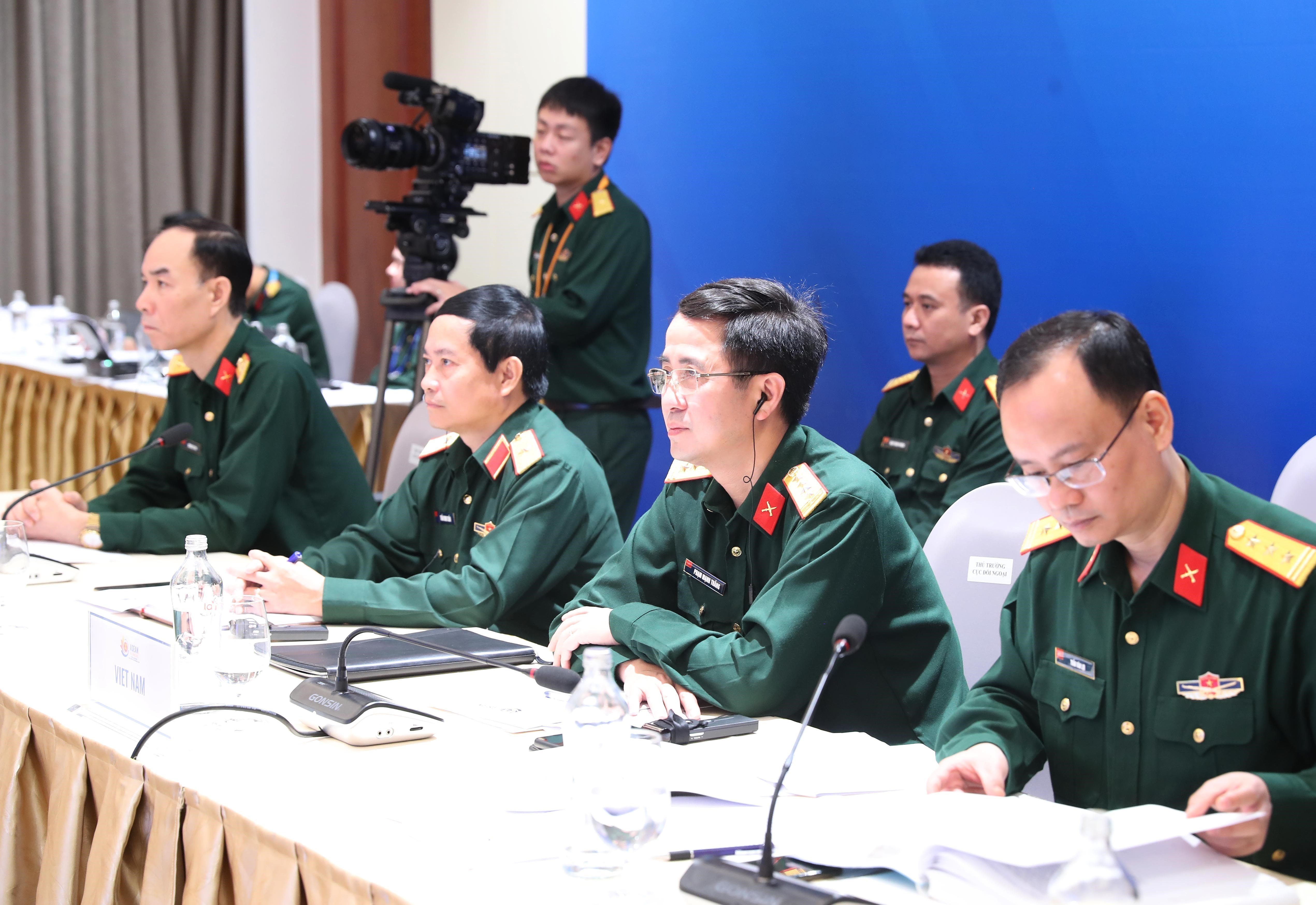 ASEAN 2020: ASEAN Defence Senior Officials' Meeting Plus Working Group hinh anh 2