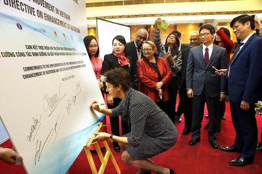 Vietnam consistently ensures human rights hinh anh 1