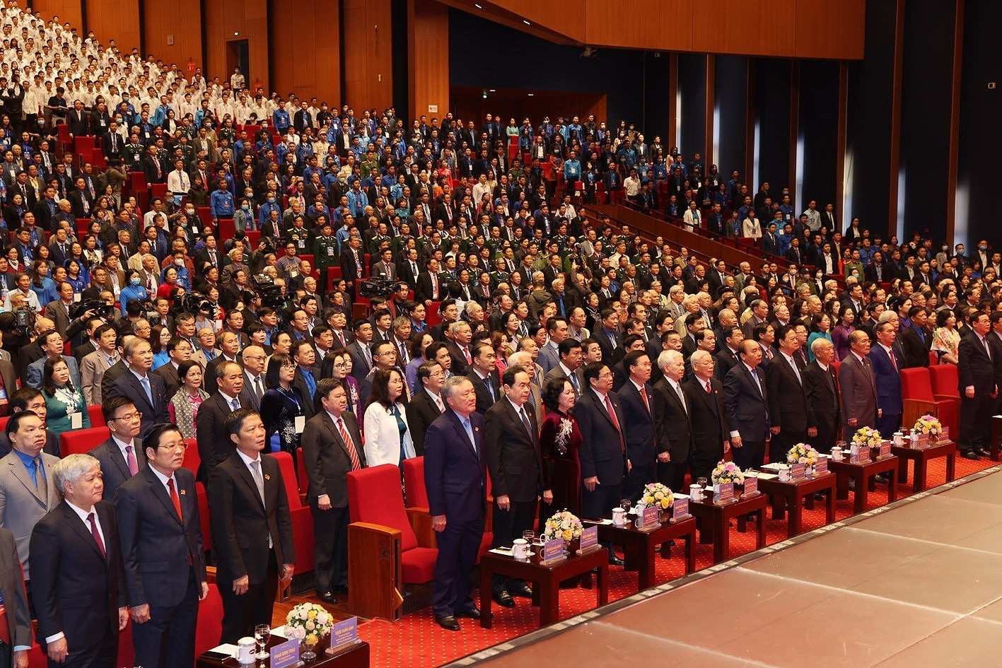 Ceremony marks Youth Union's 90th founding anniversary hinh anh 5