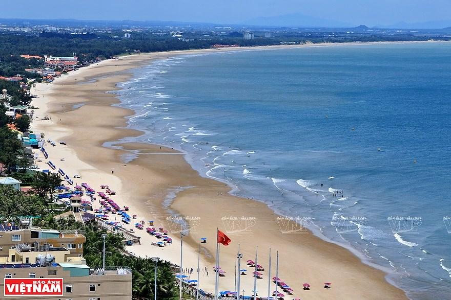 Vung Tau beach city hinh anh 1