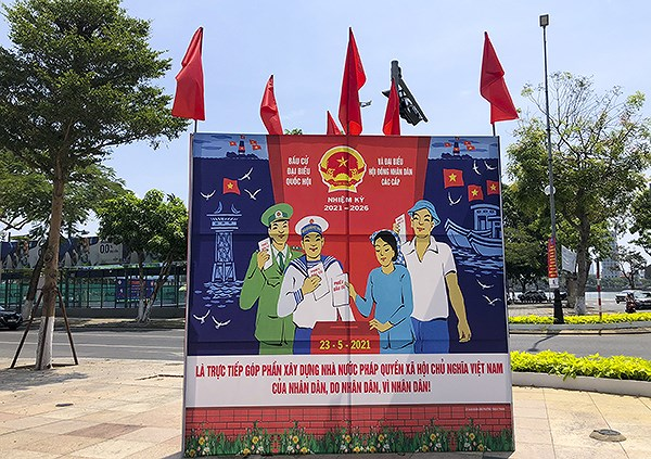 Da Nang to hold online meetings between candidates and voters hinh anh 2