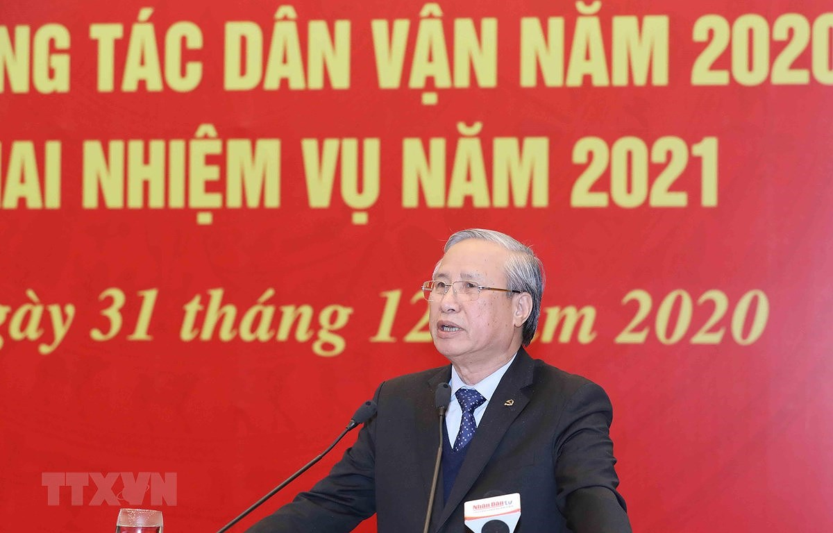 Mass mobilisation helps reinforce ties between Party, State, people: Party official hinh anh 1