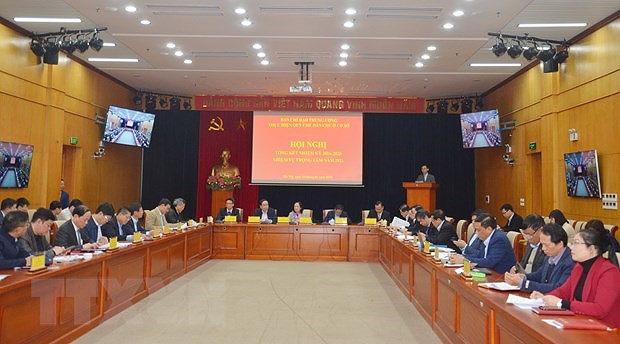 More open space needed to promote people's mastership: Party official hinh anh 2