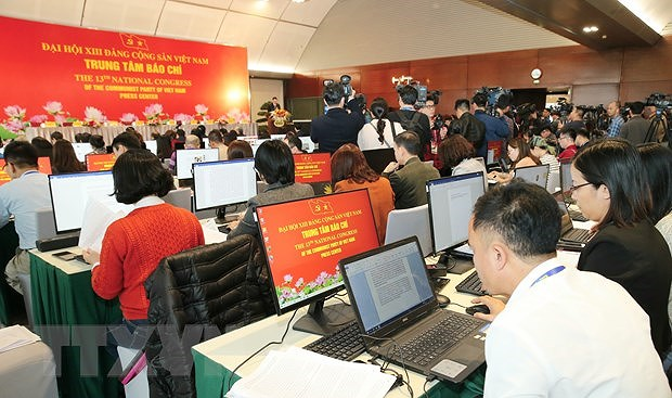1,587 delegates to attend 13th National Party Congress hinh anh 3