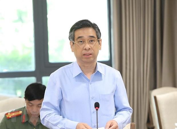 CPV ensures democracy through public feedback on draft documents hinh anh 1