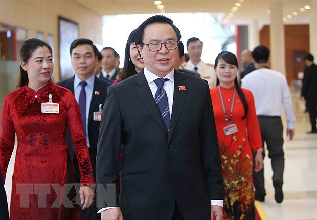 Official: Party diplomacy contributes to 13th National Party Congress hinh anh 1