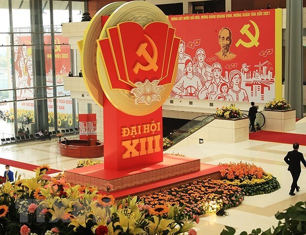 Lao, Cambodian parties congratulate Communist Party of Vietnam on 91st anniversary hinh anh 1