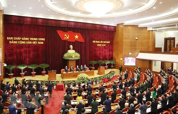 Party economic blueprint highlights Vietnam's hi-tech shift: Reuters hinh anh 1
