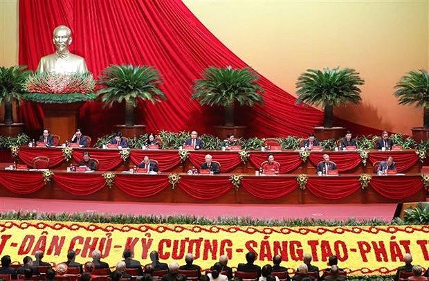 Communist Party of Vietnam richly deserves people's trust: Sputnik hinh anh 1