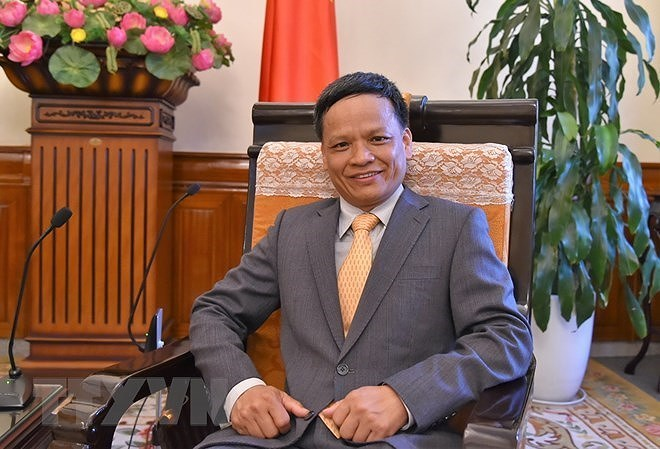 Vietnamese ambassador runs for re-election to International Law Commission hinh anh 1