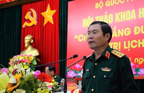 Seminar marks 50th anniversary of Road 9 - Southern Laos victory hinh anh 2