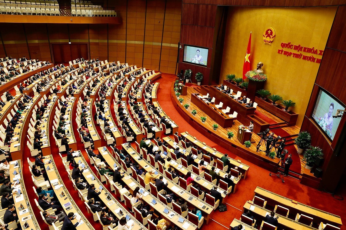 14th NA's last session significant to transition in State agencies: top legislator hinh anh 2