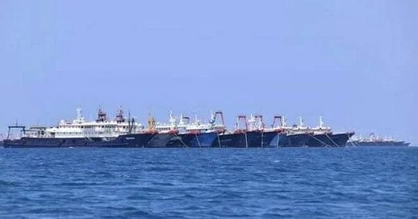 Vietnam demands China end violation of Vietnam's sovereignty in East Sea hinh anh 1