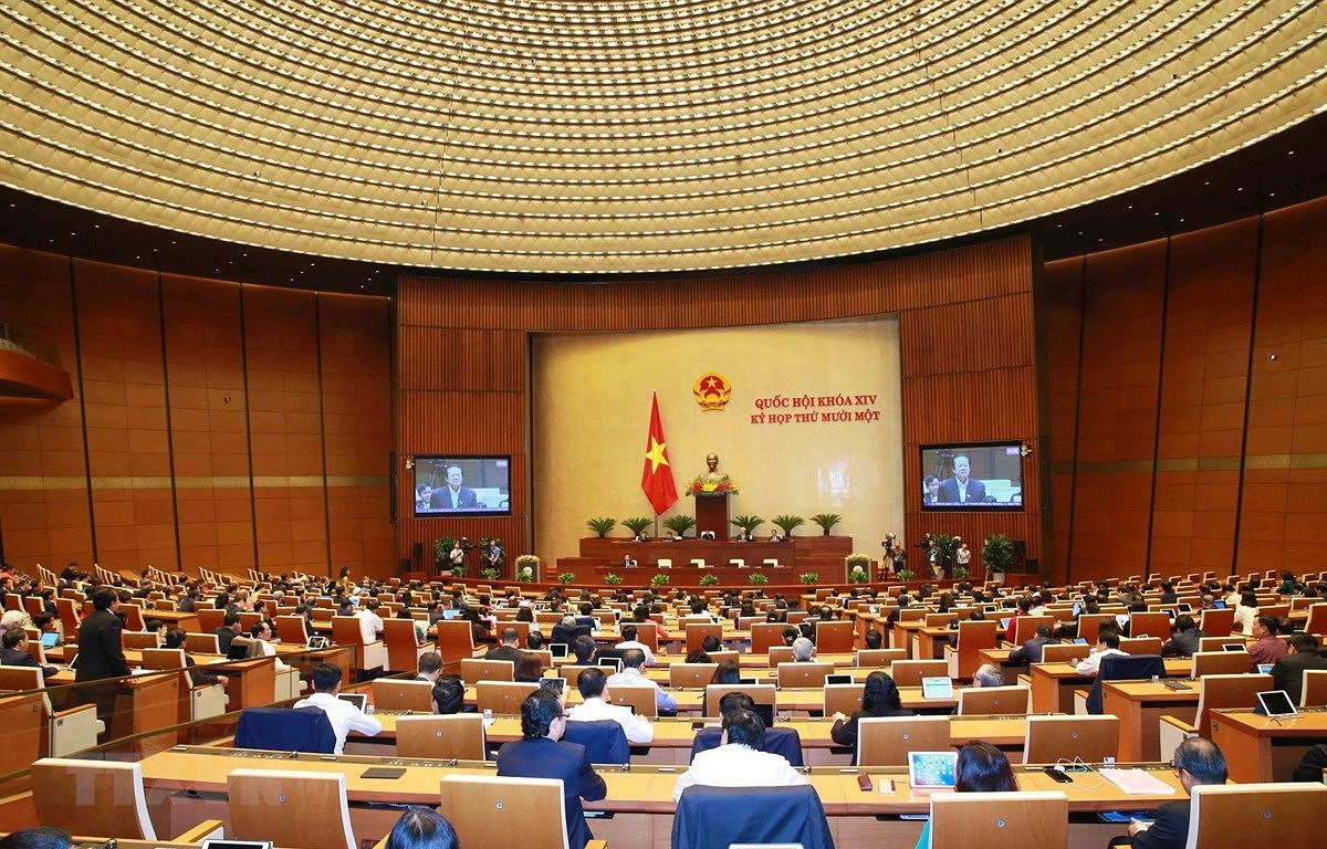 National Assembly to finish personnel work in last working week hinh anh 1