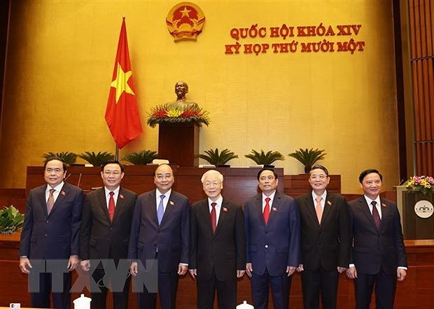 German experts pin high hopes on Vietnam's new government hinh anh 1