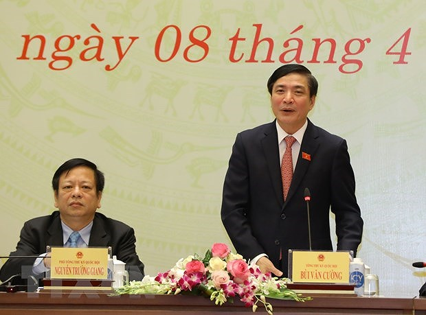 14th NA fulfill final session's agenda with important contents hinh anh 1