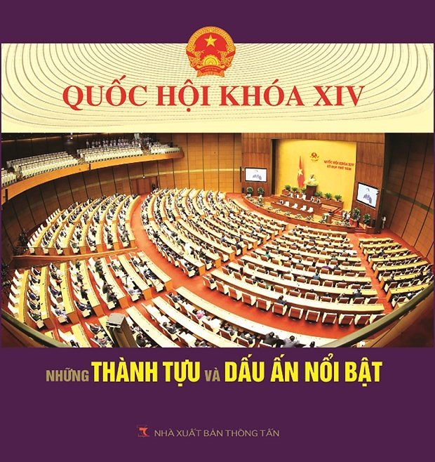 VNA, NA Office release photo book on 14th legislature hinh anh 1