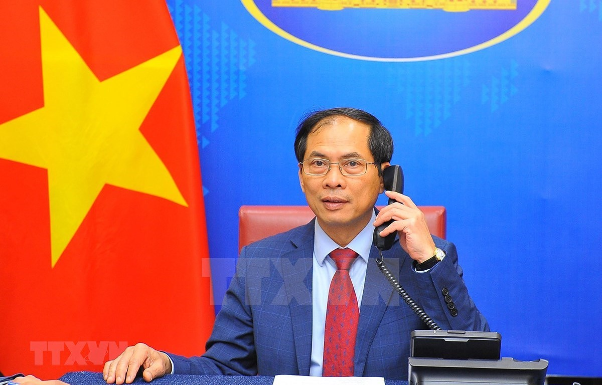Laos, Cambodia, Indonesia congratulate new Foreign Minister hinh anh 1